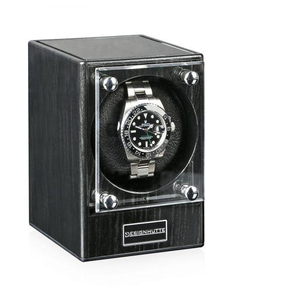 Vitrina de Movimiento para Relojes Automaticos Piccolo - Dark Ebony (sin adaptador)