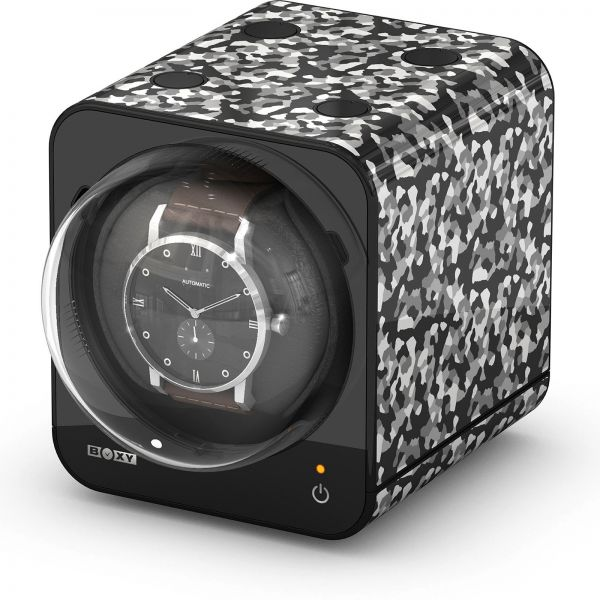 Uhrenbeweger Boxy Fancy Brick Camouflage