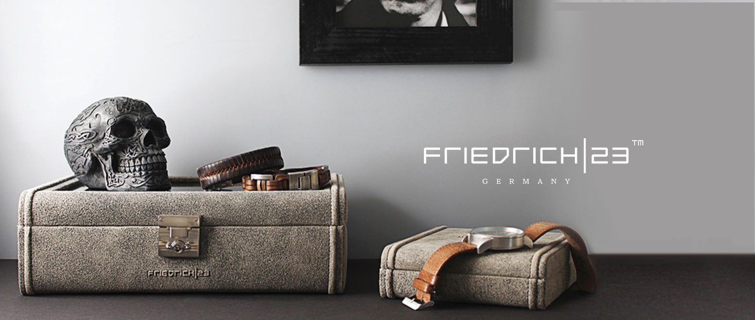 Friedrich Coffret pour chronometres