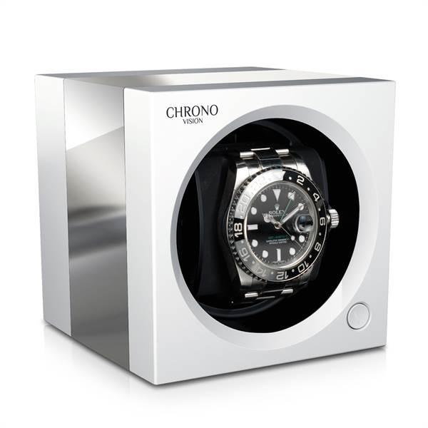 One Bluetooth - Chrom / Weiß Seidenmatt