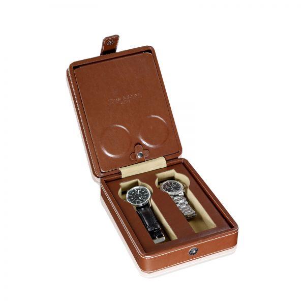Uhrenbox President Braun 3