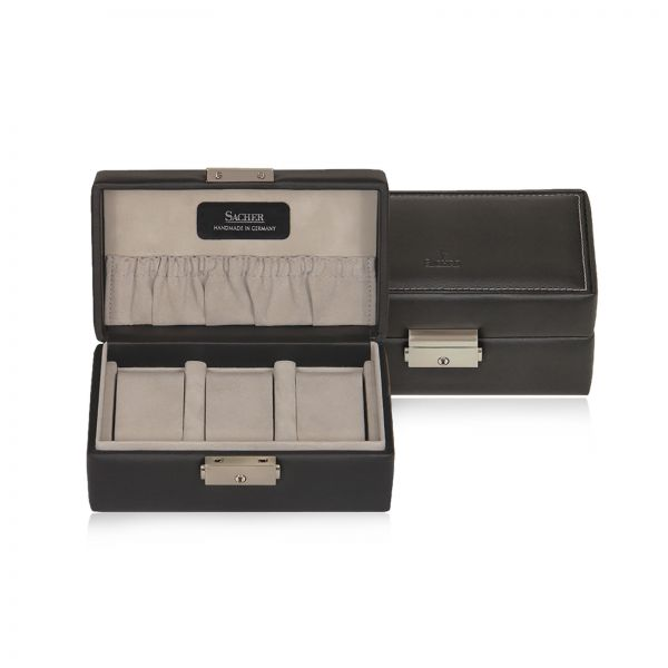 Uhrenbox Tamigi 3 - Schwarz
