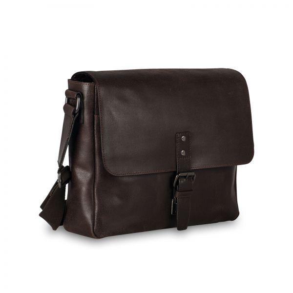 Dakota Shoulder Bag M - Brown