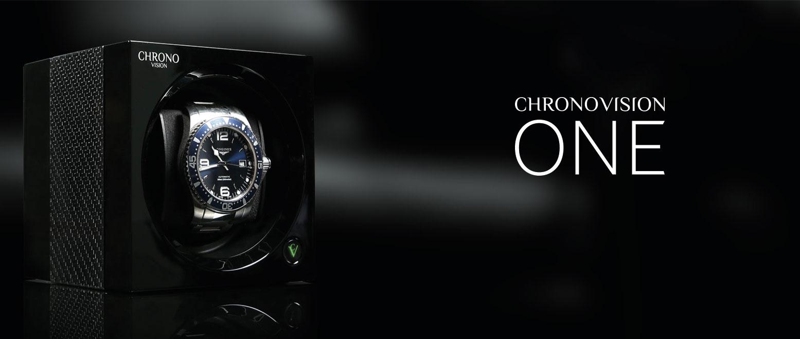 Vitrina móvil Chronovision One