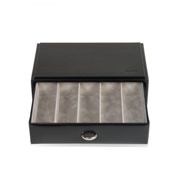 Schmuckkästchen Vario Brillenbox - Schwarz