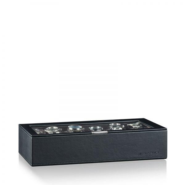 Boite a Bijoux empilable Mirage XL - Top : Boîte à Montres pour 12 Montres