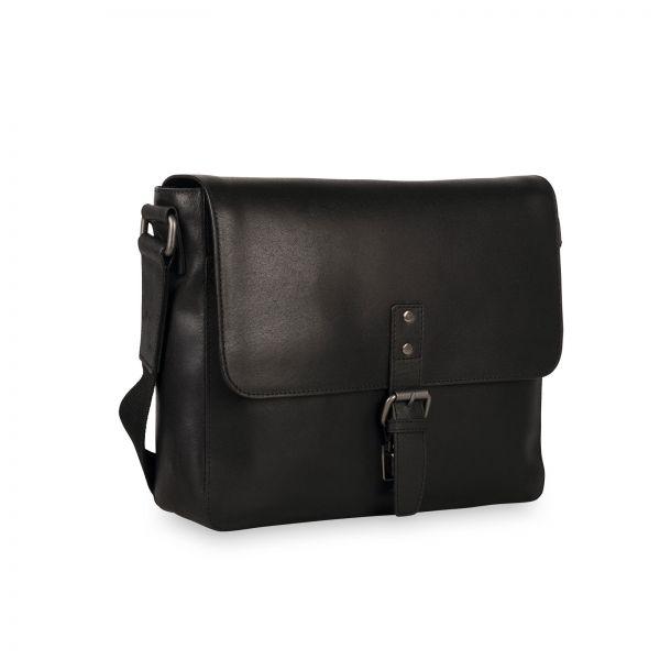 Dakota Shoulder Bag M - Black