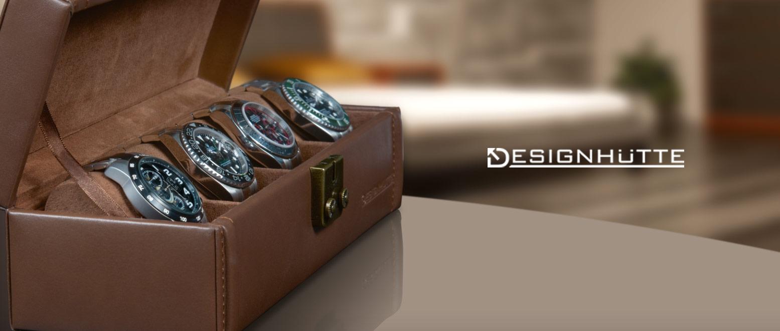 Designhütte Watch Boxes