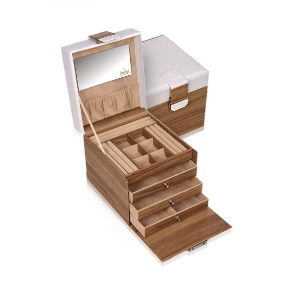 Sacher Jewelry Box & Jewelry Organizer (28-58) -Buy online and Save ✓ Top Quality Ranking ▷ 250.000 Customers ✚ Shipping withinn 24 hours ➨ Save Now