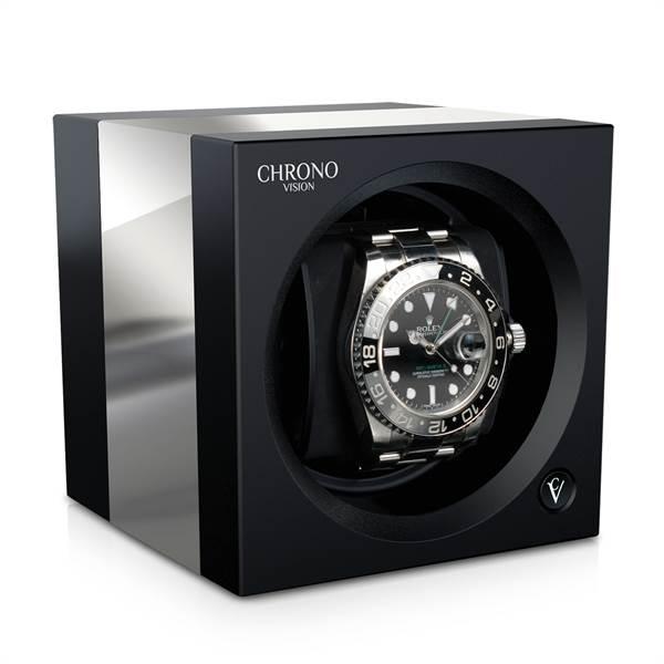 One Bluetooth - Chrom / Schwarz Seidenmatt