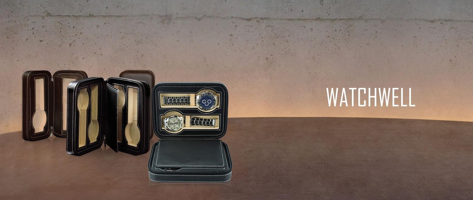 Watchwell Coffret pour chronomètres