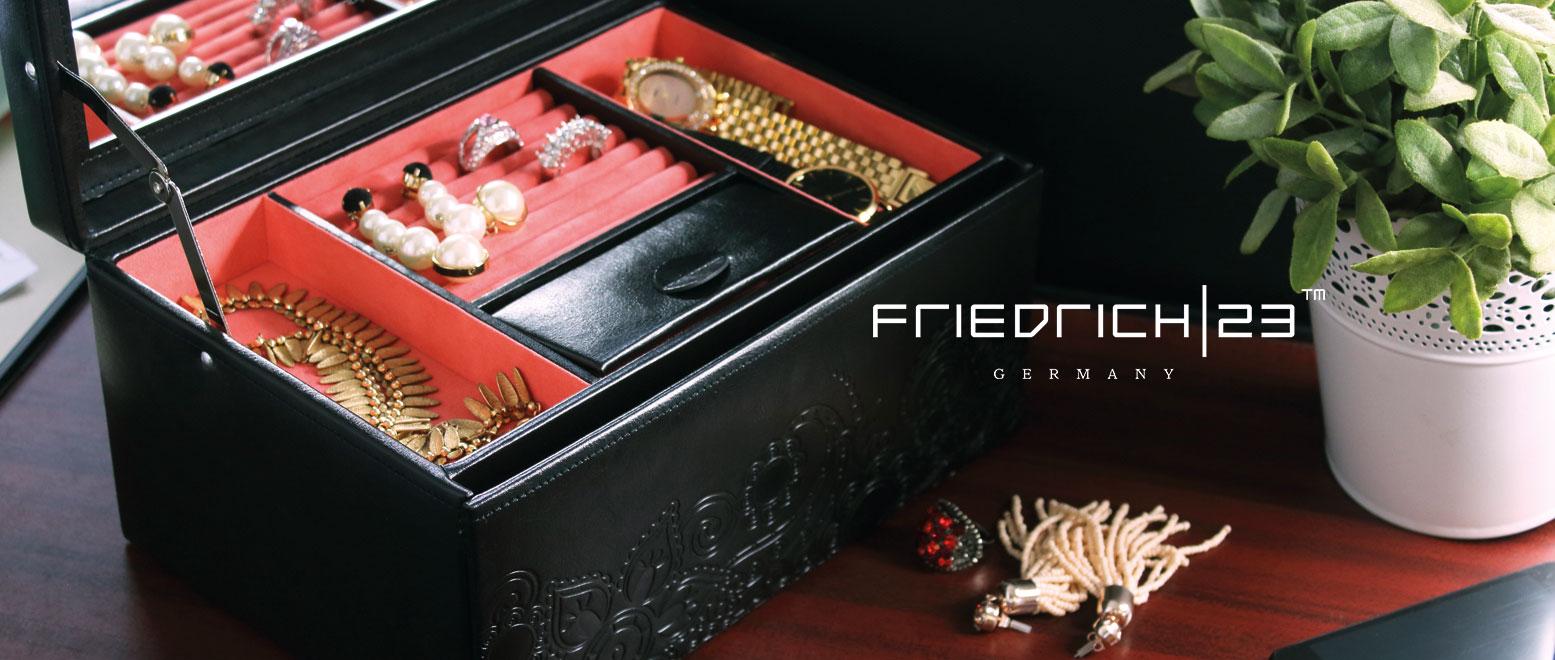 Friedrich Jewelry Cases
