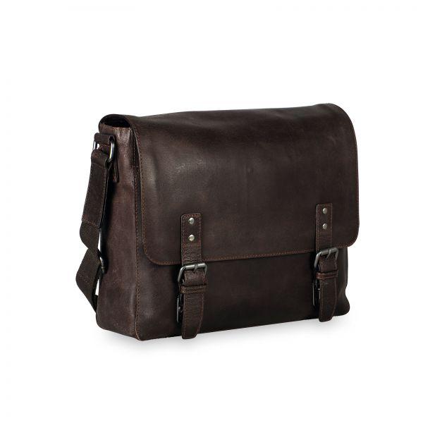 Dakota Shoulder Bag L - Brown