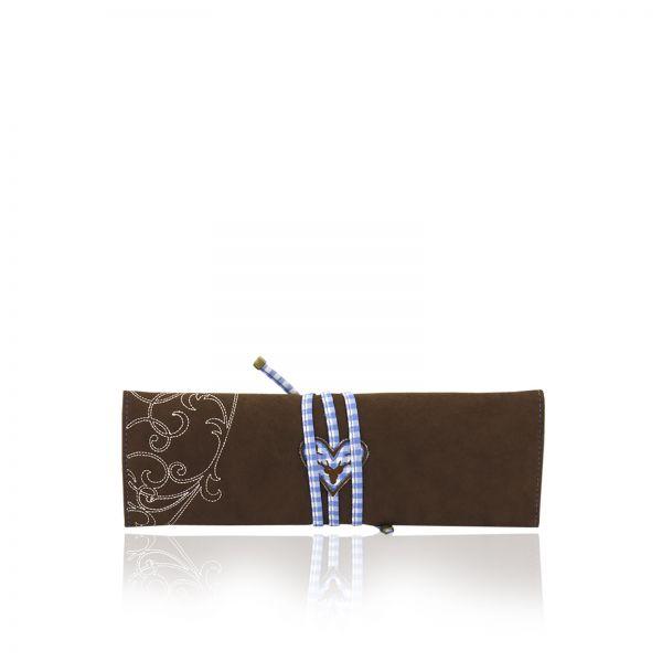 Bijoux en Rouleau Lotti - Bleu