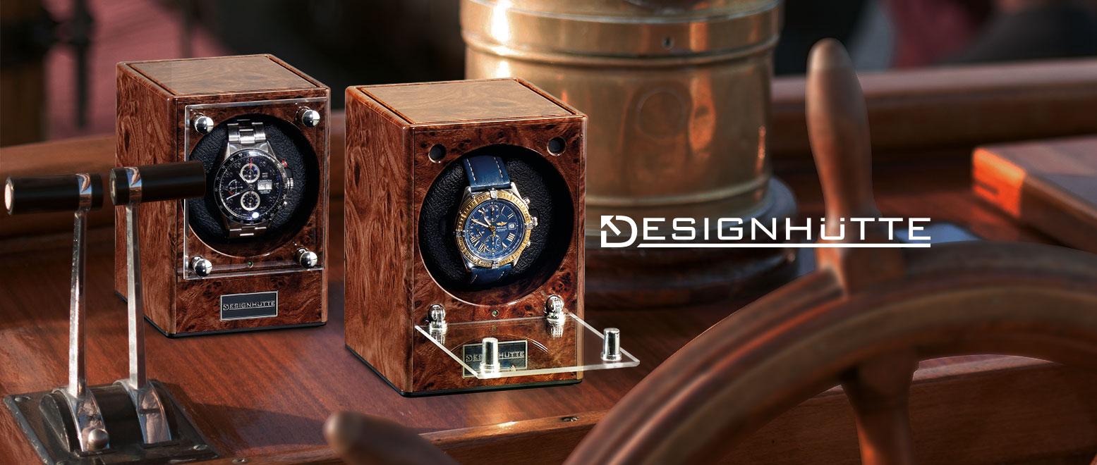 Designhütte Uhrenbeweger
