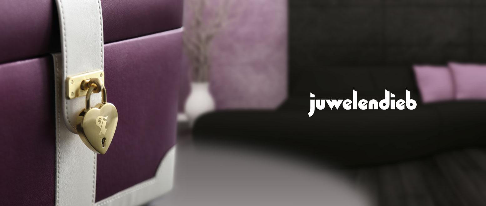Juwelendieb Schmuckschatullen