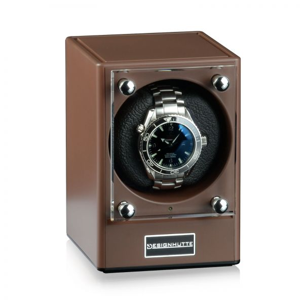 Watch Winder Piccolo - Chocolate (without Power Supply)