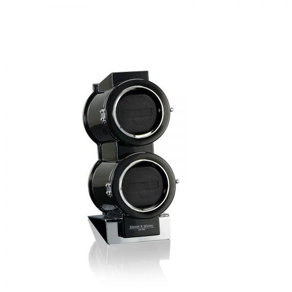 Uhrenbeweger Duo Schwarz 1