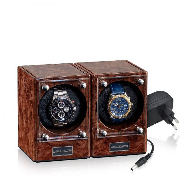 Juwelendieb Watch Winder (05-104) -Buy online and Save ✓ Top Quality Ranking ▷ 250.000 Customers ✚ Shipping withinn 24 hours ➨ Save Now