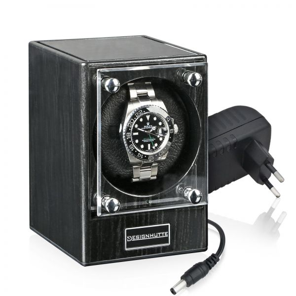 Uhrenbeweger Piccolo - Dark Ebony