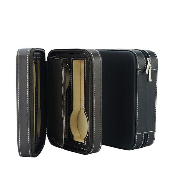 Watch Box Geneva 4 - Black