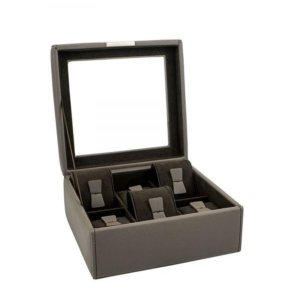 Caja De Reloj Bond 2.0 S - Gris Pardo