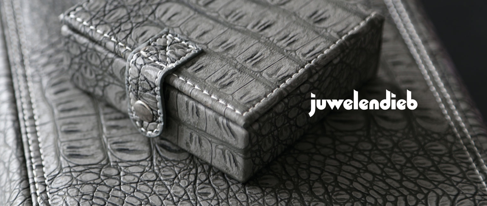 Juwelendieb Uhrenboxen