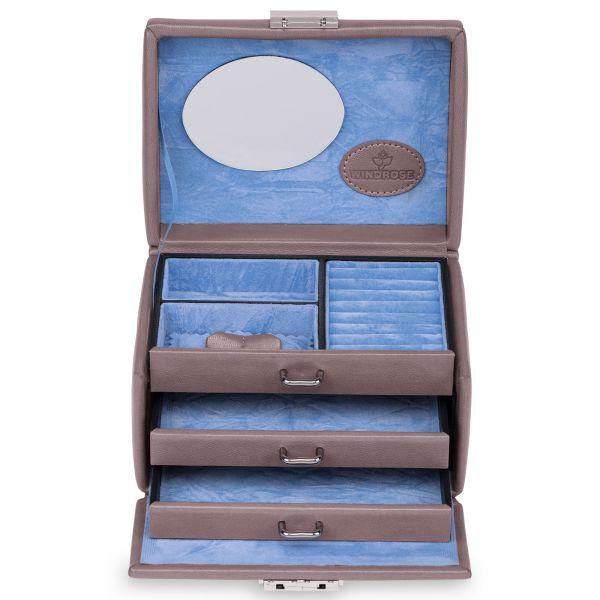 Boite a Bijoux Merino Moda (40-257) - Acheter à bas prix ✓ Qualité supérieure ▷ 250.000 Clients ✚ Expédition Express ➨ Économisez maintenant!
