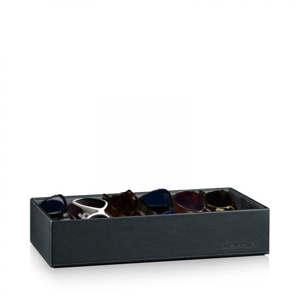 Stackable Jewelry Box Mirage XL - Bottom: Box for 6 Sunglasses