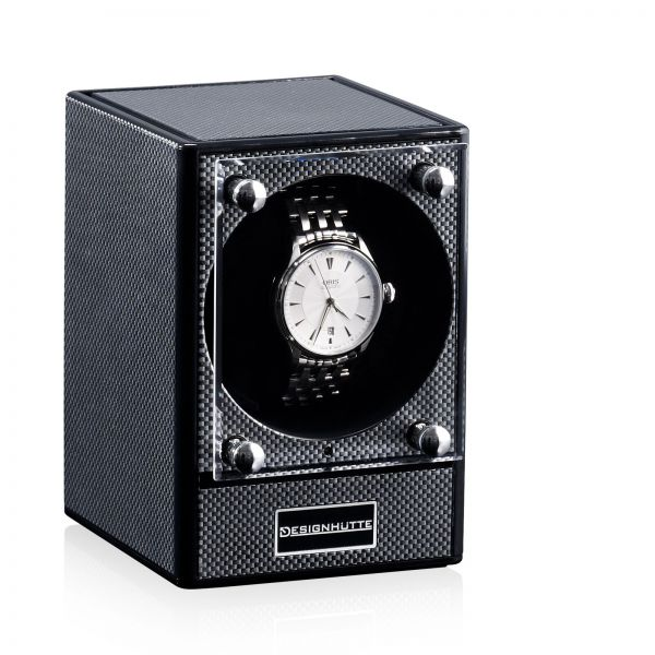 Watch Winder Piccolo - Carbon (without Power Supply)