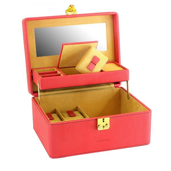 Boite a Bijoux Ascot (21-506) - Acheter à bas prix ✓ Qualité supérieure ▷ 250.000 Clients ✚ Expédition Express ➨ Économisez maintenant!