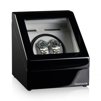 Uhrenbeweger Monaco - Schwarz