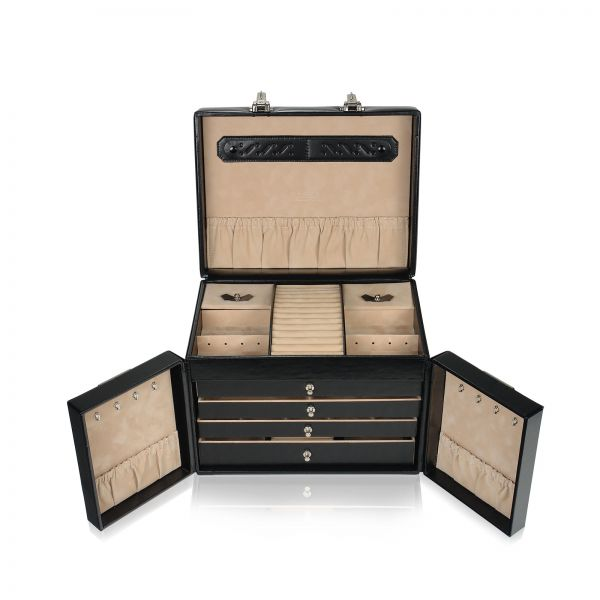 Sacher Jewelry Box & Jewelry Organizer (28-03) -Buy online and Save ✓ Top Quality Ranking ▷ 250.000 Customers ✚ Shipping withinn 24 hours ➨ Save Now