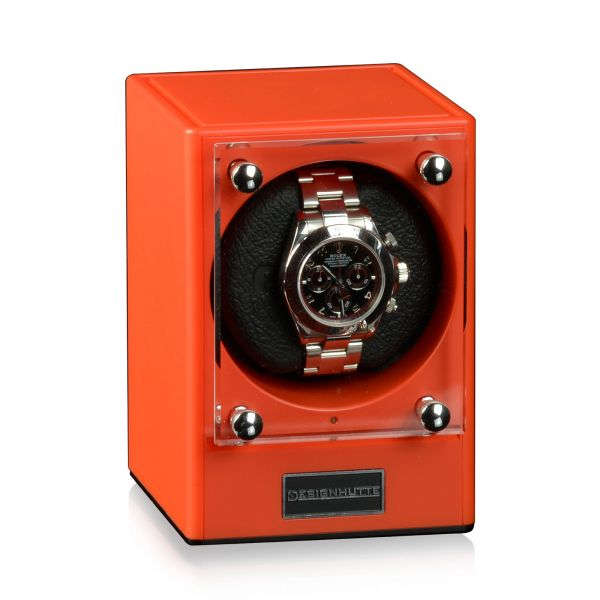 Watch Winder Piccolo - Coral (without Power Supply)