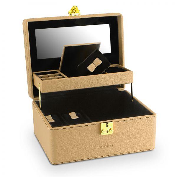 Jewelry Case Ascot - Beige