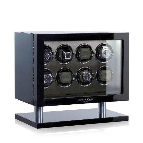 Uhrenbeweger Collector 8 - Schwarz