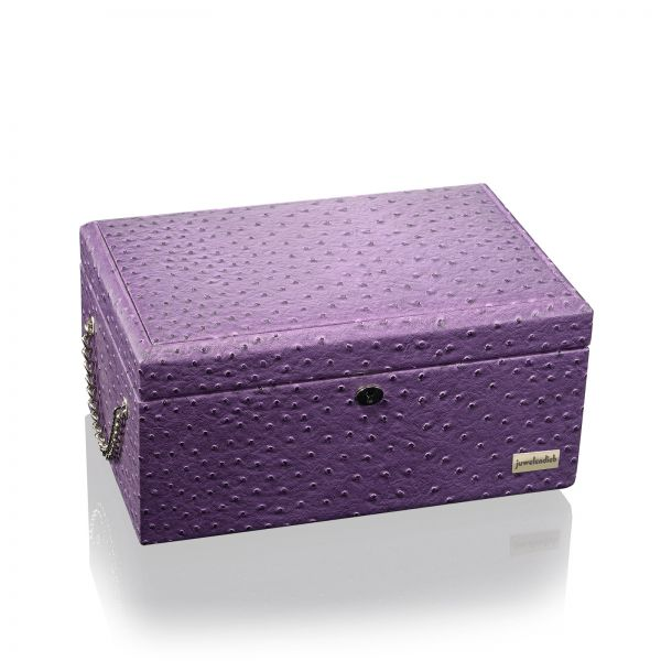 Jewelry Box / Jewelry Organizer Sophie - Purple
