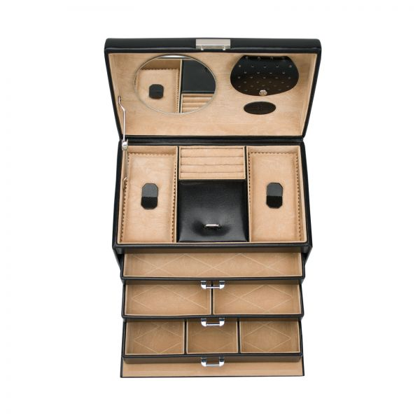 Windrose Jewelry Box & Jewelry Organizer (40-59) -Buy online and Save ✓ Top Quality Ranking ▷ 250.000 Customers ✚ Shipping withinn 24 hours ➨ Save Now