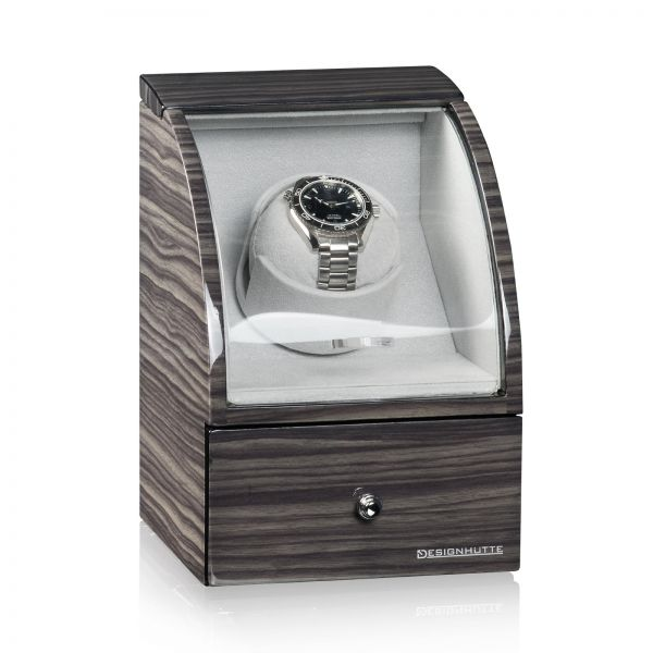 Watch Winder Basel 1 - Dark Oak