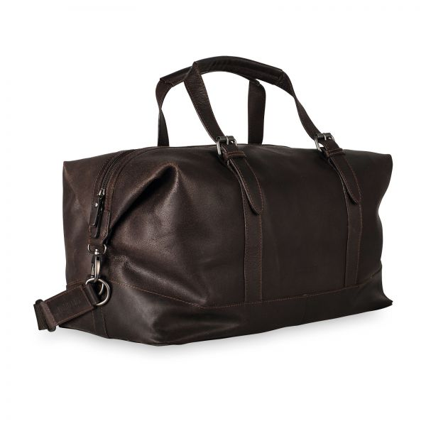 Dakota Travel Bag - Brown