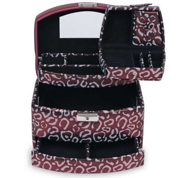 Schmuckkästchen Panthera - Pink M