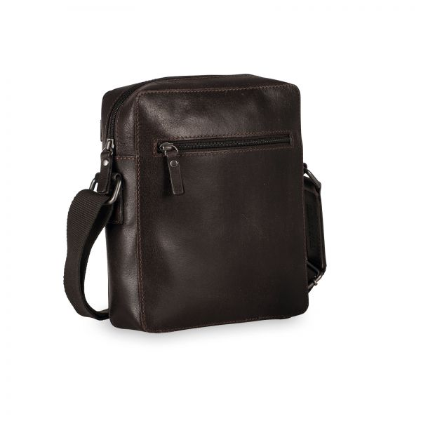 Dakota Rv Shoulder Bag Xs - Brown