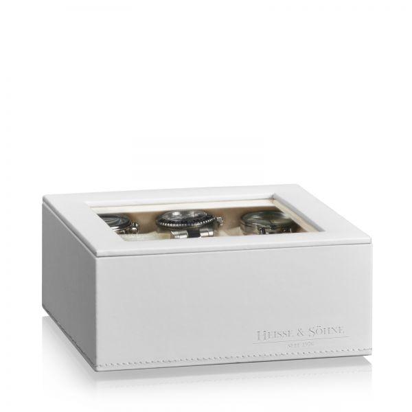 Joyero apilable Mirage L - Superior: Caja de Relojes para 6 Relojes