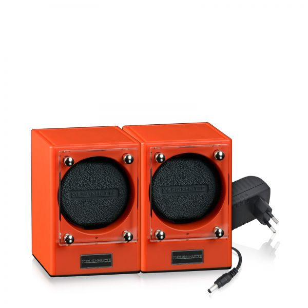 Watch Winder Piccolo Set of 2 - Coral