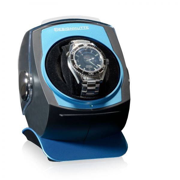 Uhrenbeweger Space - Blau