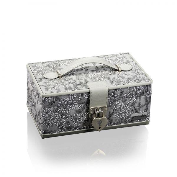 Jewelry Box / Jewelry Organizer Amélie Xl - Grey