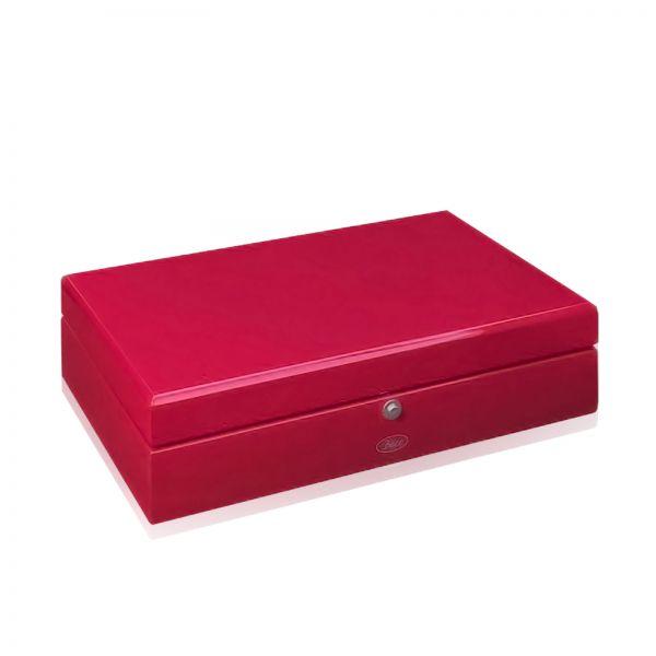 Uhrenbox Rot
