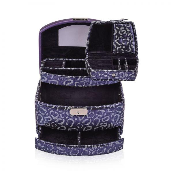 Schmuckkästchen Panthera - Violett M