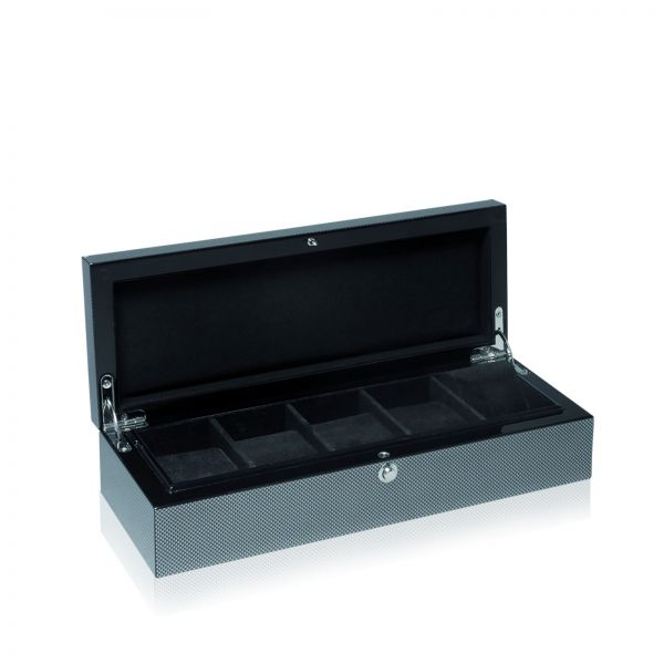 Watch Box Carbon 5