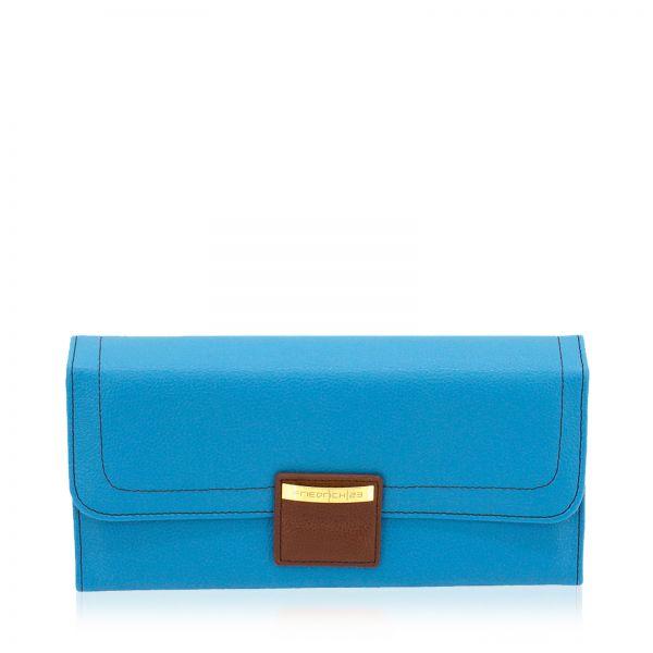 Jewelry Box Ascot - Light Blue